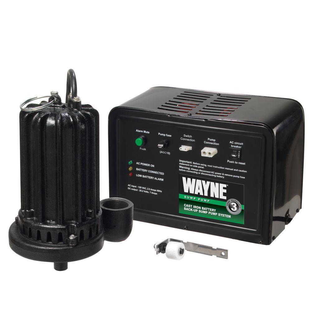 Wayne 24 Volt Battery Back-Up System-DISCONTINUED