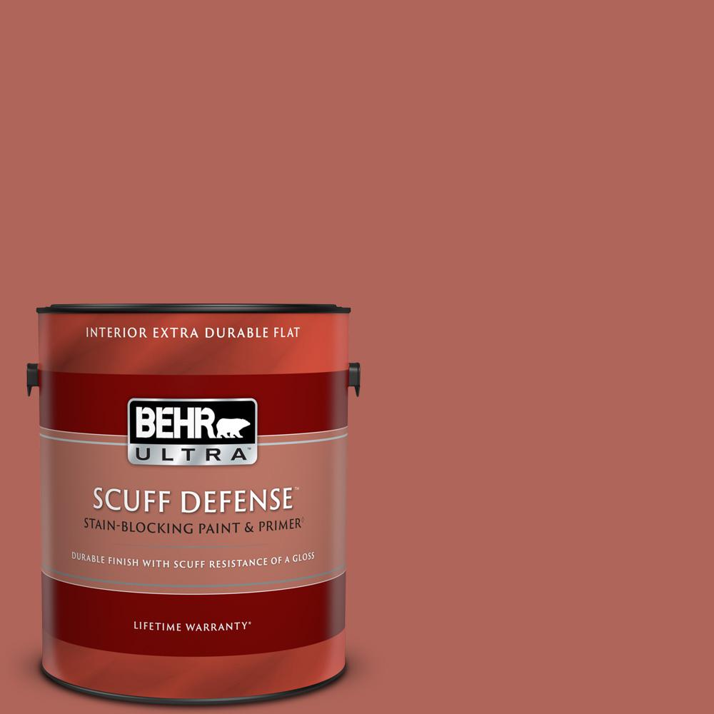 Behr Ultra 1 Gal Home Decorators Collection Hdc Wr15 7 Preserved Petals Extra Durable Flat Interior Paint Primer 172301 The Home Depot