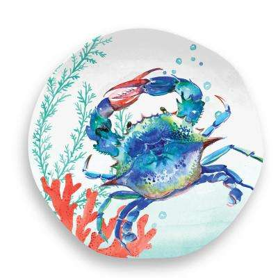 Sea Life Assorted Dinner Plate (Set of 6)