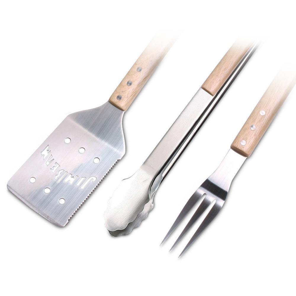 BBQ Tool Set (3-Piece)