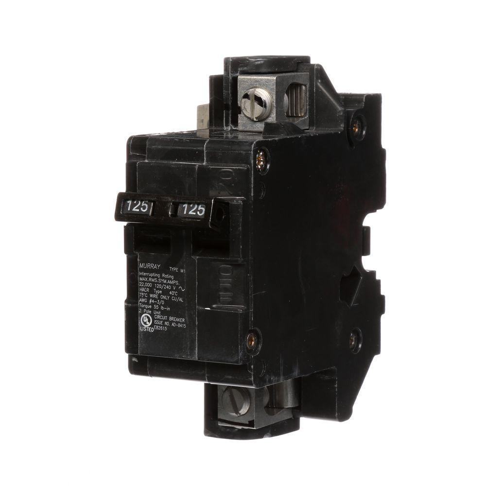 Type M1 125 Amp Main Breaker Conversion Kit