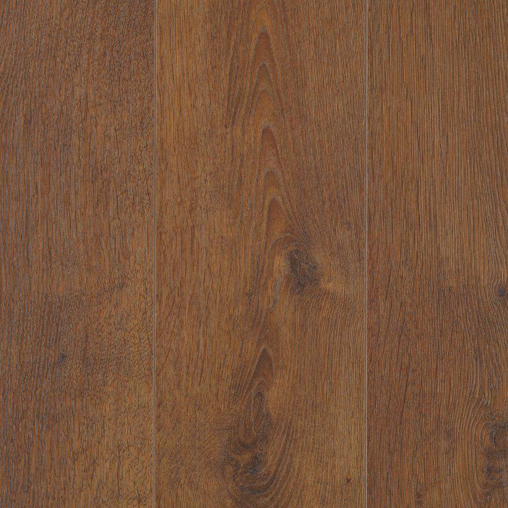 Mohawk Emmerson Rustic Toffee Oak 8 mm Thick x 6-1/8 in. Width x 54-11/32 in. Length Laminate Flooring (18.54 sq. ft. / case)