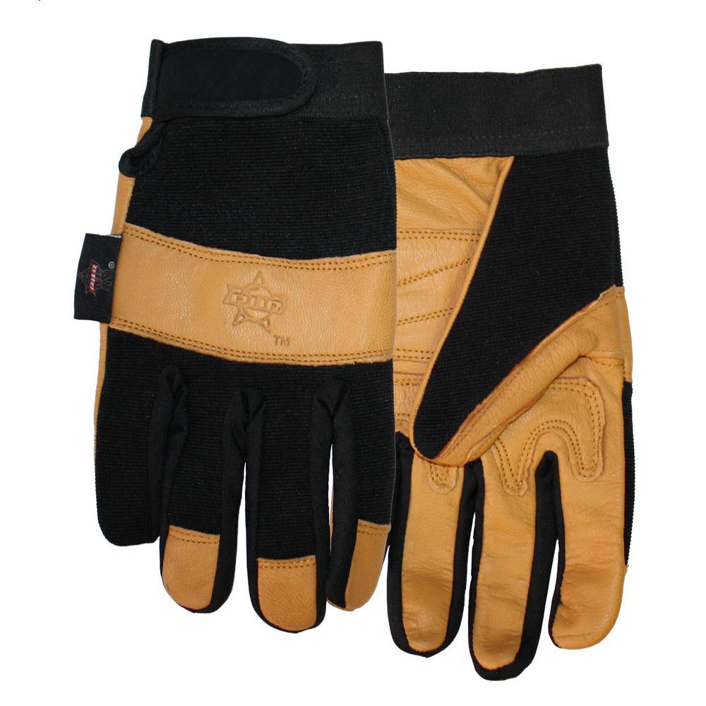 Pbr Cowhide Velcro Wrist