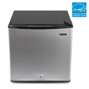 energy star upright freezer with lock stainless steel