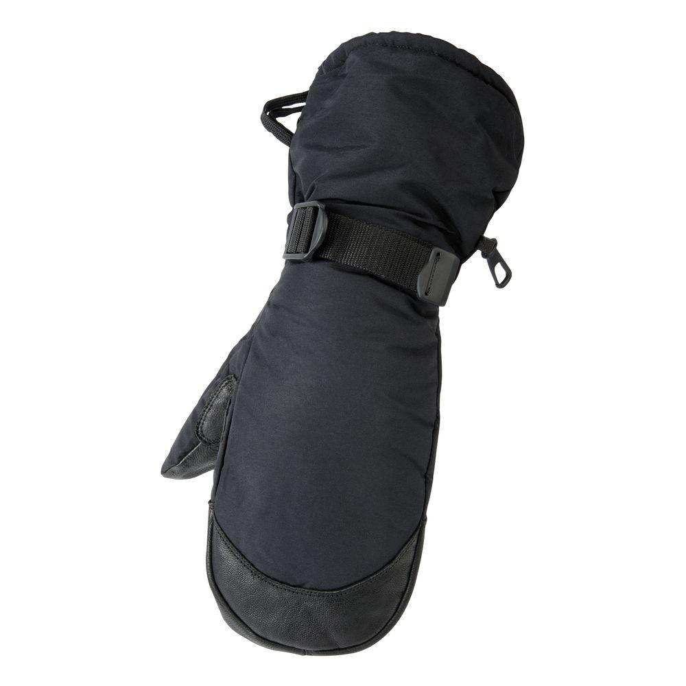Raider Deerskin Gauntlet Medium Black Glove Mitt