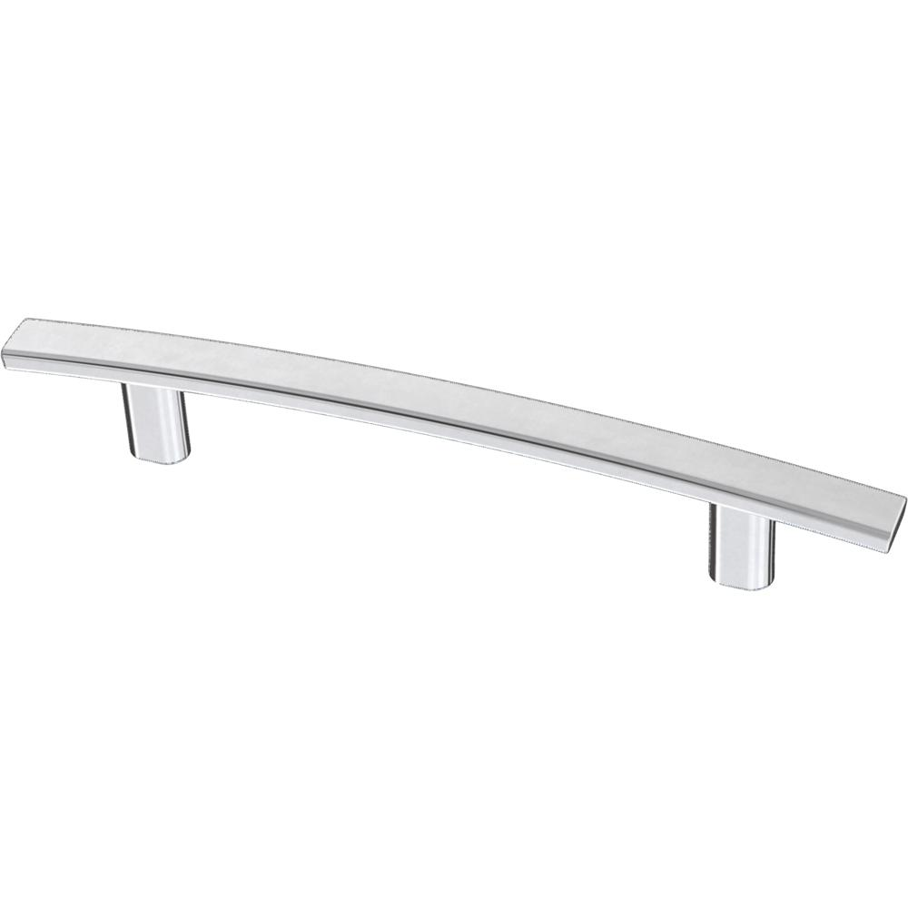 Liberty Liberty Essentials 4 in. (102mm) Center-to-Center Classic Arch Chrome Plated Drawer Pull (12-Pack)