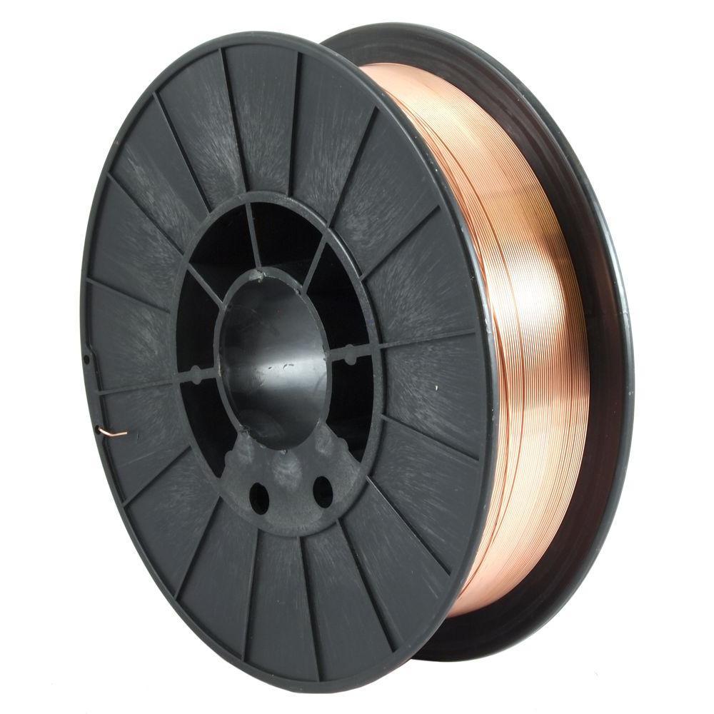 0.030 Dia E70S-6 Mild Steel MIG Wire 10 lb. Spool