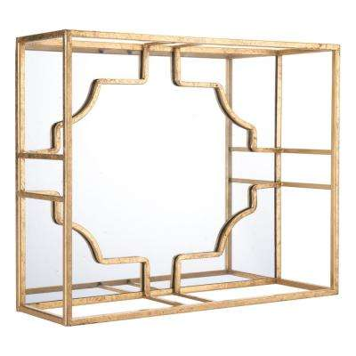 Metal Cube Large Wall Decor