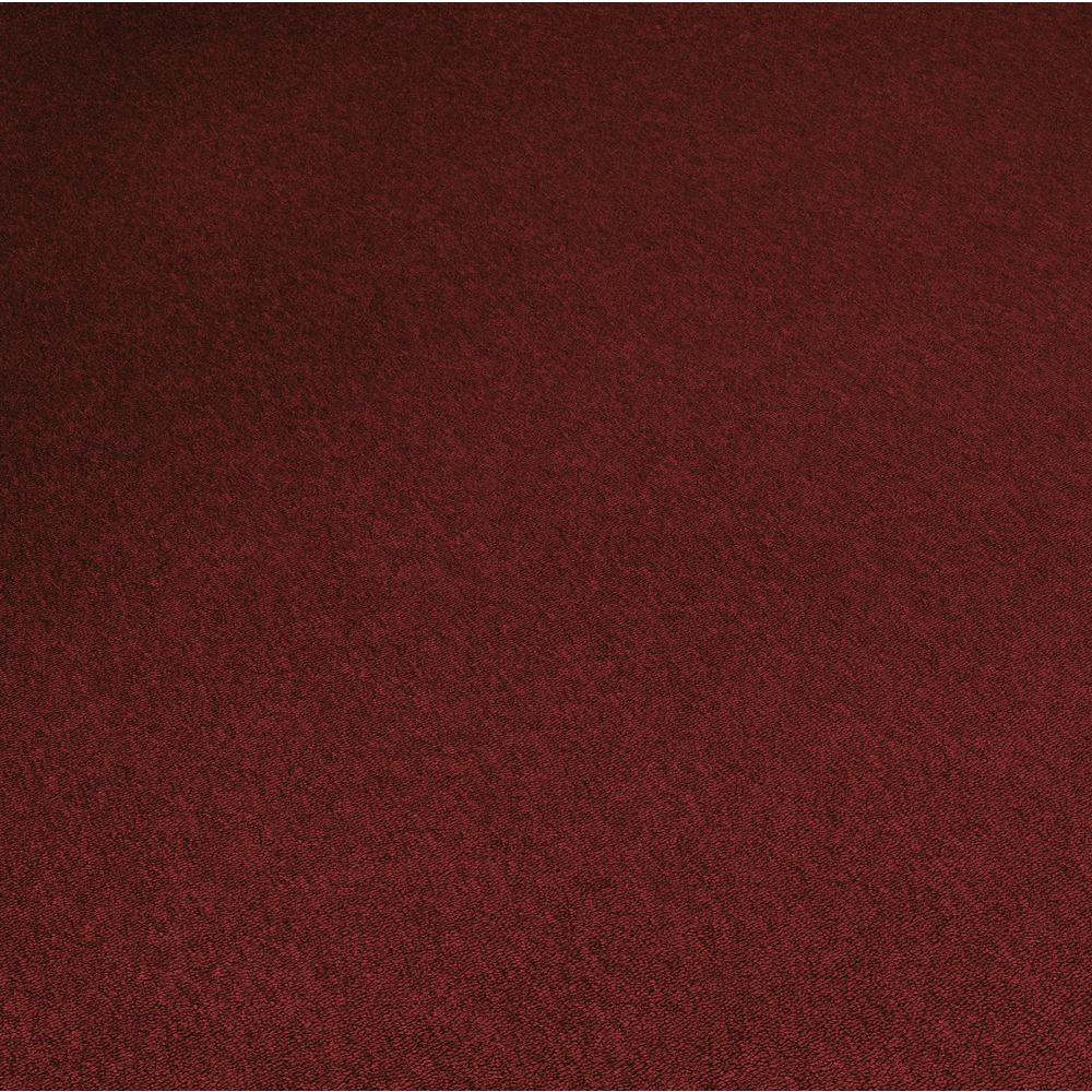 Carpet Sample Viking Color China Berry Loop 8 In X