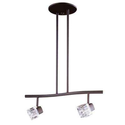 Cassiopeia 2-Light Outdoor Ceiling Oil Rubbed Bronze Incandescent Directional Lights