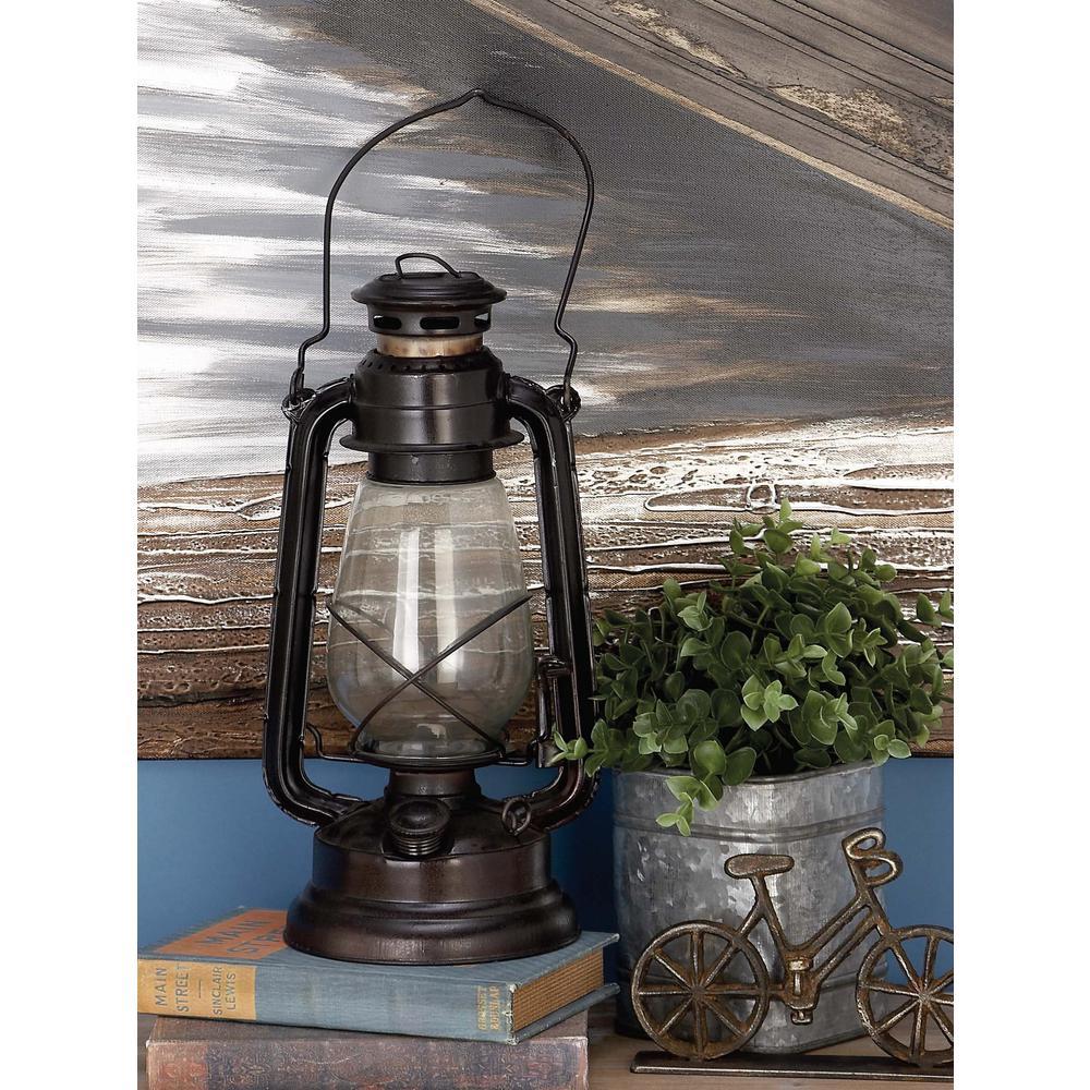 Vintage Camping Candle Lantern (3-Pack)