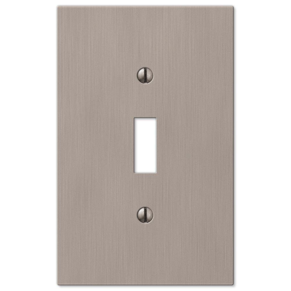 Hampton Bay Barnard 1 Toggle Wall Plate