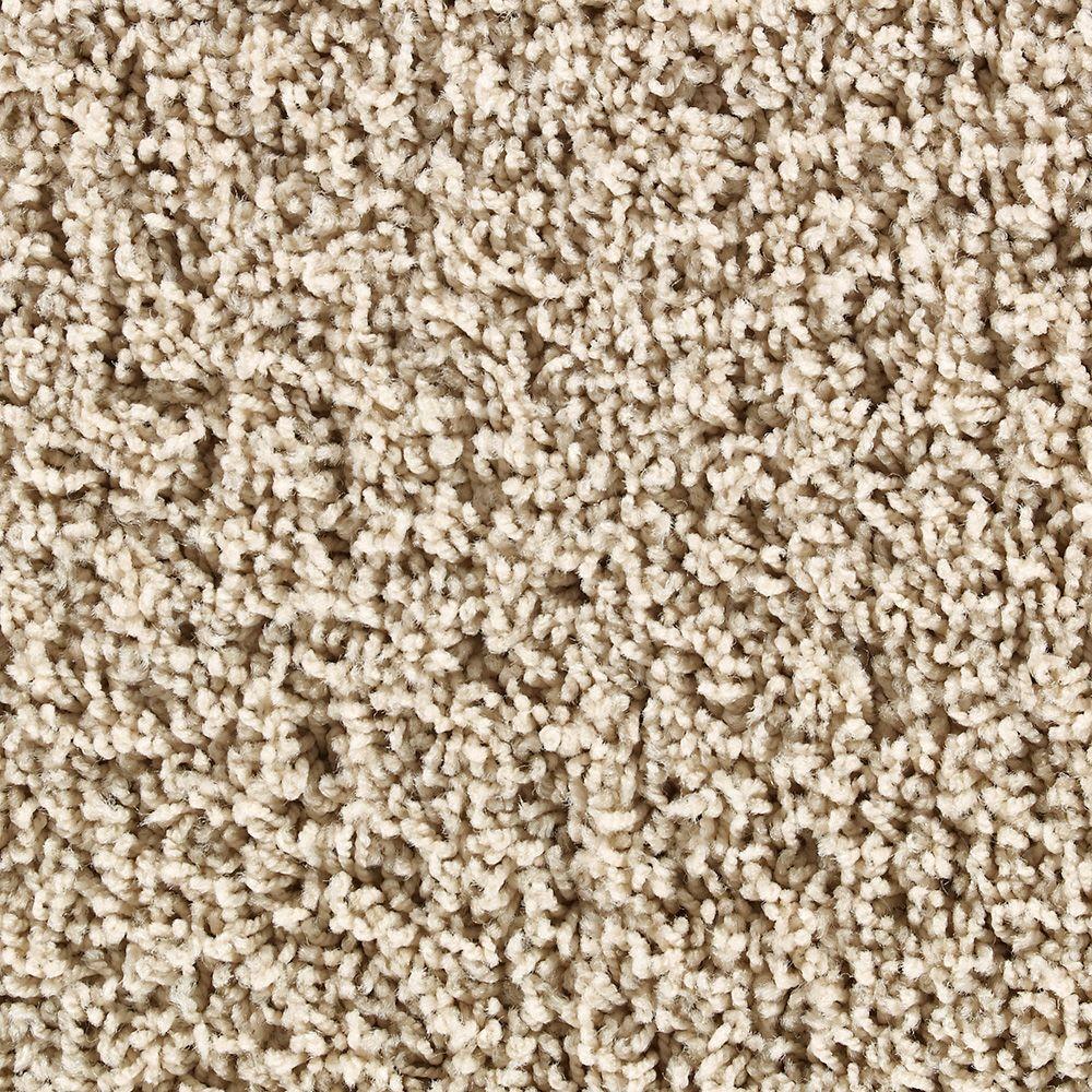 Martha Stewart Living La Paz Bone Folder - 6 in. x 9 in. Take Home Carpet Sample