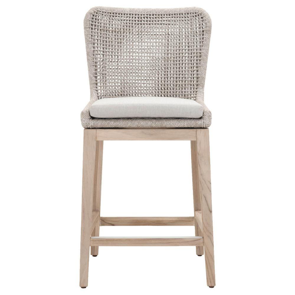 Furniture Express: Orient Express Furniture Mesh 26 In. Taupe And White Flat