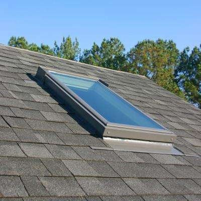 Deck Mount Glass Skylights