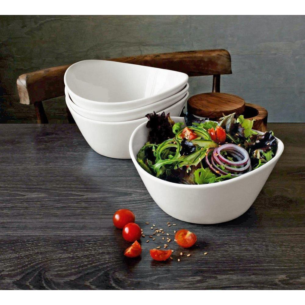 Wavy Bowls (Set of 4)