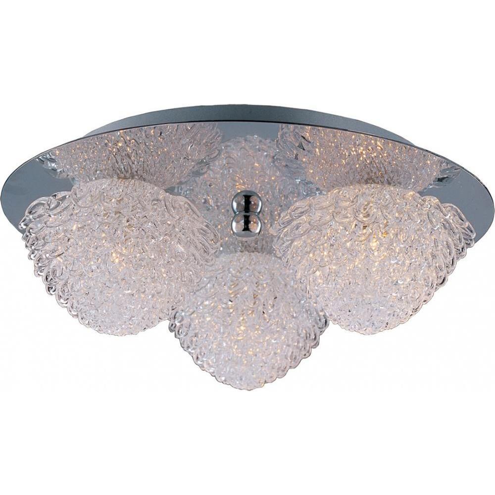 Blossom 3-Light Flushmount