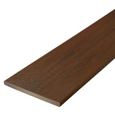 Concordia Symmetry 3/4in x 11 1/4 in. x 12 ft. Capped Composite Fascia Decking Board