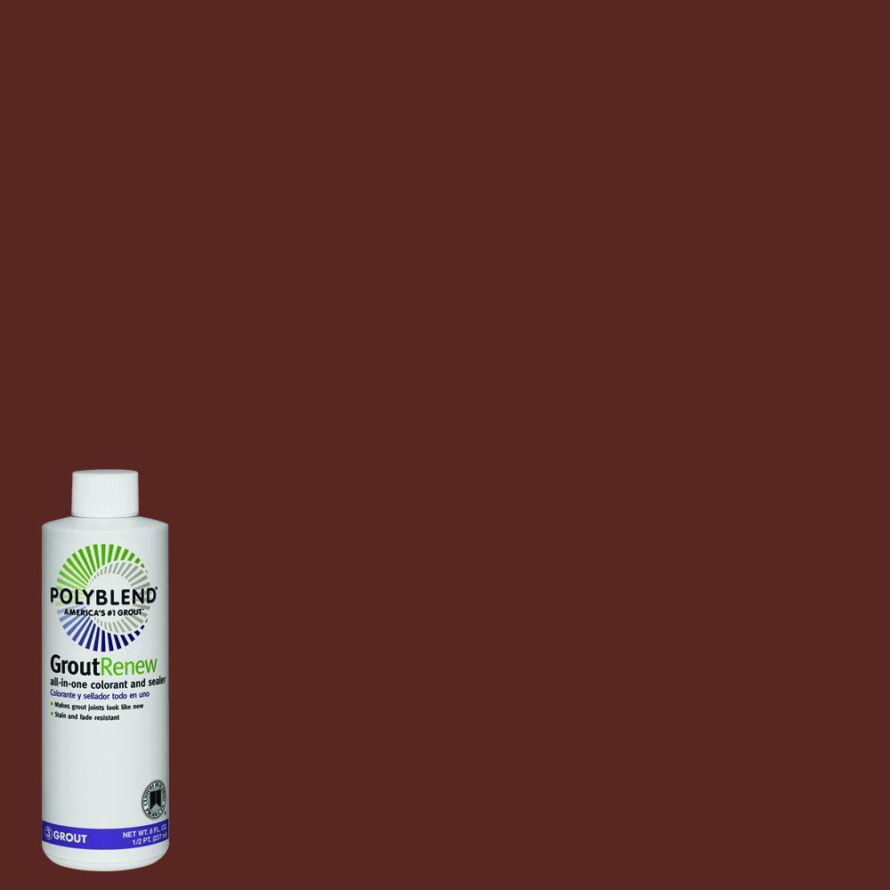 Polyblend #50 Nutmeg 8 oz. Grout Renew Colorant