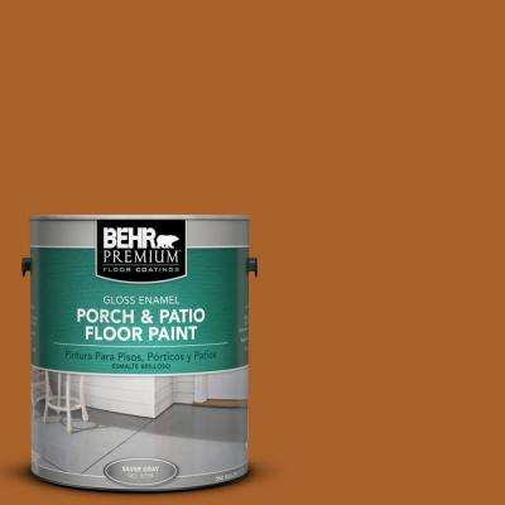 #SC 533 Cedar Naturaltone Gloss Porch And Patio Floor Paint