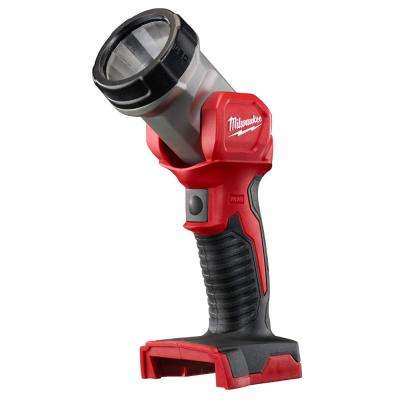 M18 18-Volt Lithium-Ion Cordless 160-Lumen LED Flashlight (Tool-Only)