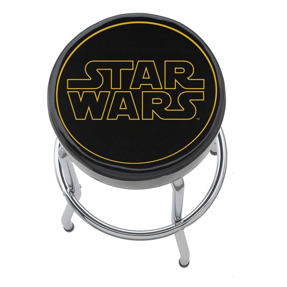 Plasticolor Star Wars Logo Garage Stool