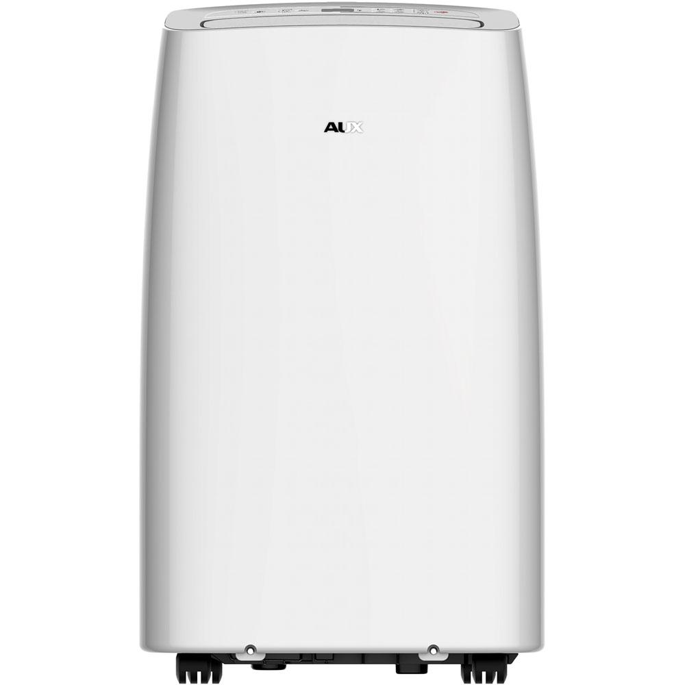 Aux 12000 BTU 5700 BTU (DOE) 115-Volt Portable Air Conditioner with Remote Control for Rooms up to 250 sq. ft. in White