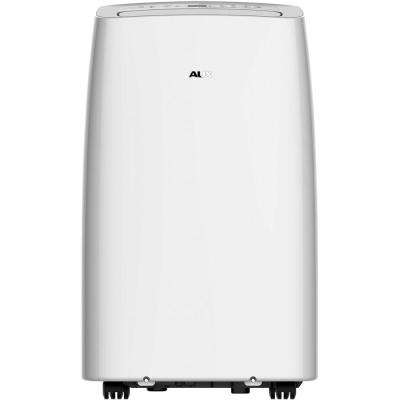 12000 BTU 5700 BTU (DOE) 115-Volt Portable Air Conditioner with Remote Control for Rooms up to 250 sq. ft. in White