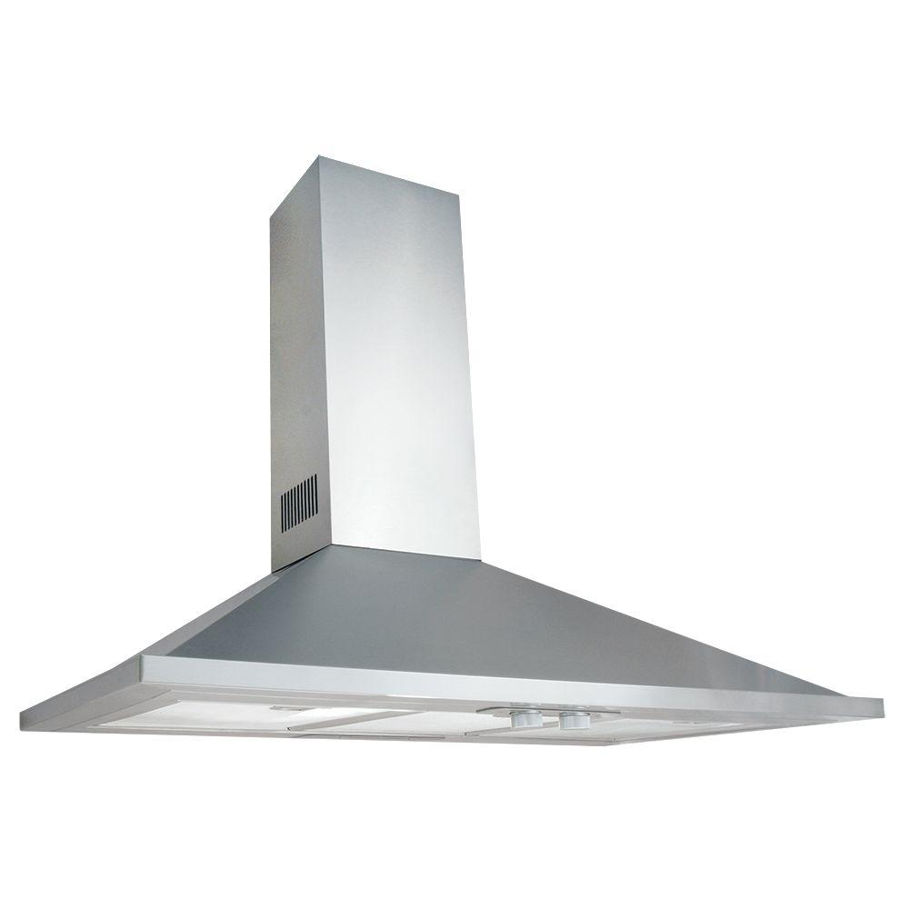 Air King Valencia 30 in. Convertible Range Hood in Stainless Steel