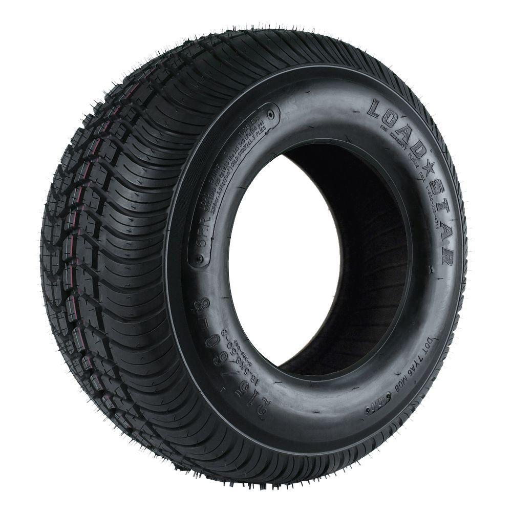 215/60-8 18x850-8 Load Range C Trailer Tire