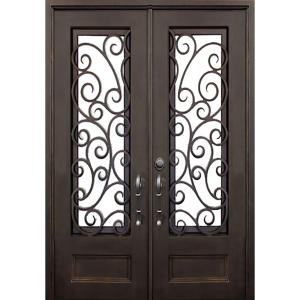 Allure Iron Doors Amp Windows 72 In X 96 In Lauderdale