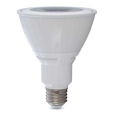 75W Equivalent Warm White PAR30 LED Flood Light Bulb