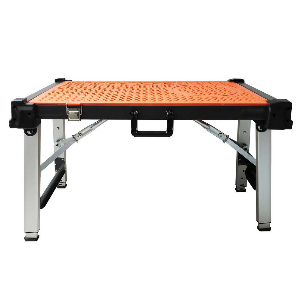 DURA DuraBench 4-in-1 2.62 ft. x 3 ft. x 1.6 ft. Work Platform 500 lbs.