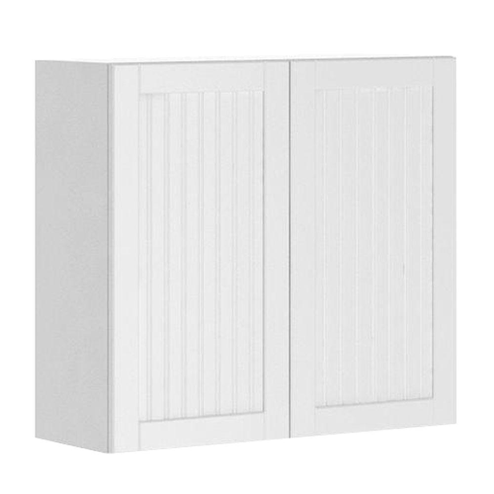 Odessa Ready to Assemble 33 x 30 x 12.5 in. Wall