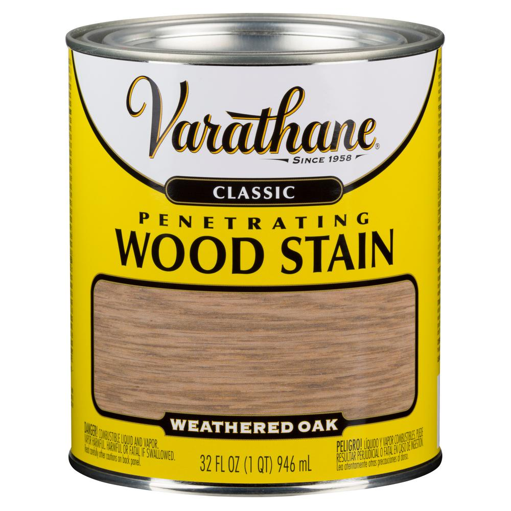 Weathered Oak Classic Wood Interior Stain 2 Pack