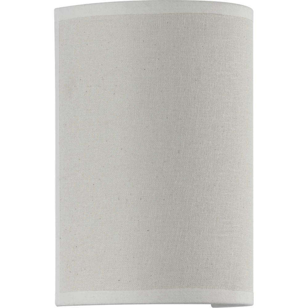Inspire LED 9-Watt White Integrated LED Sconce