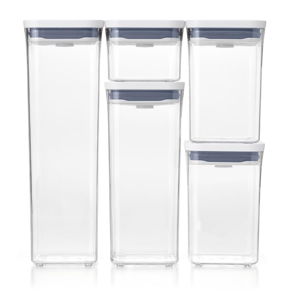 Good Grips 5-Piece POP Container Set