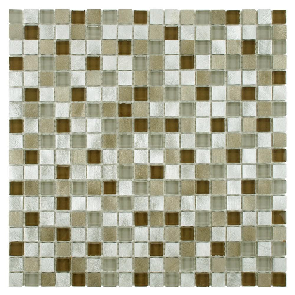 Merola tile fusion mini lorraine 12 in x 12 in x 6 mm brushed merola tile fusion mini lorraine 12 in x 12 in x 6 mm brushed dailygadgetfo Gallery