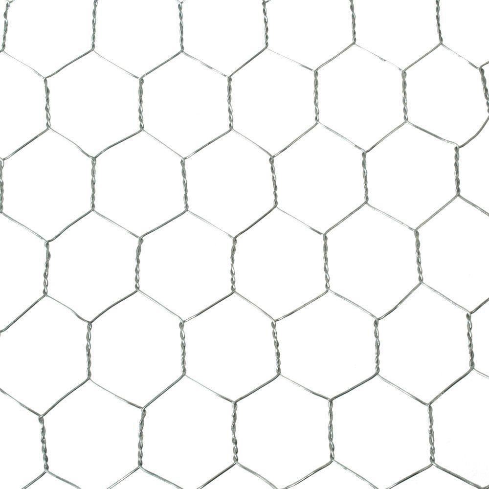 galvanized netting  1 in x 3 ft x 75 ft  20