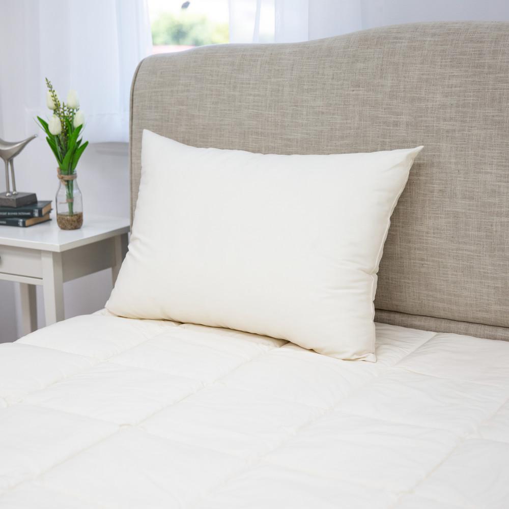 Hypoallergenic Down Alternative Standard Pillow (Set of 2)