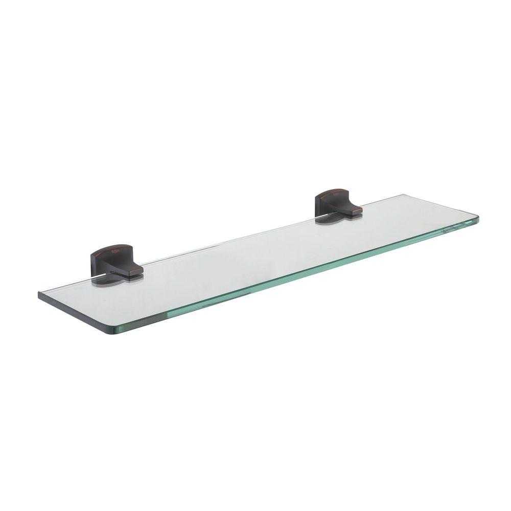 KRAUS Fortis Shelf in Oil Rubbed Bronze-DISCONTINUED