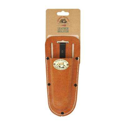 Leather Garden Tool Holster