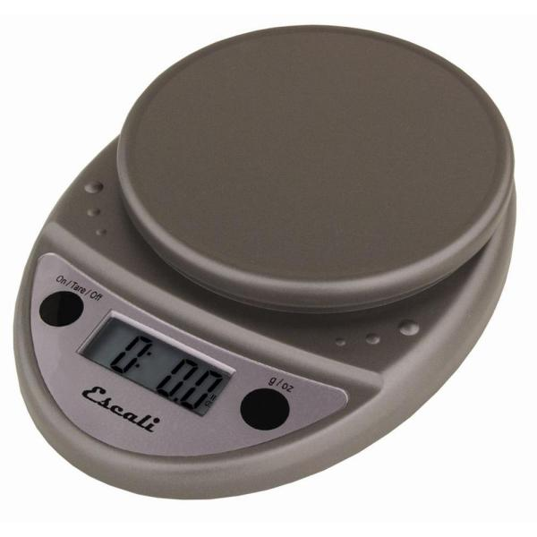 Escali Primo LCD Food Scale P115M
