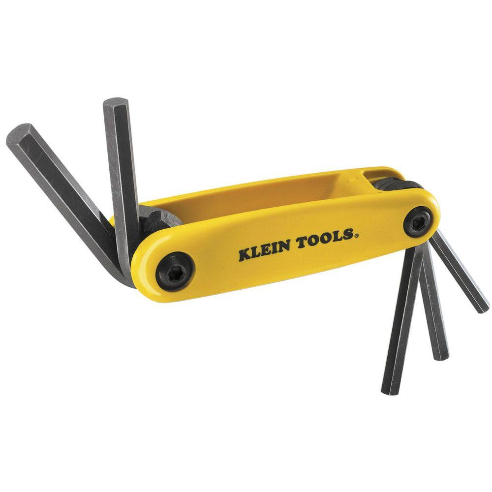 Klein Tools Grip-It Hex Set