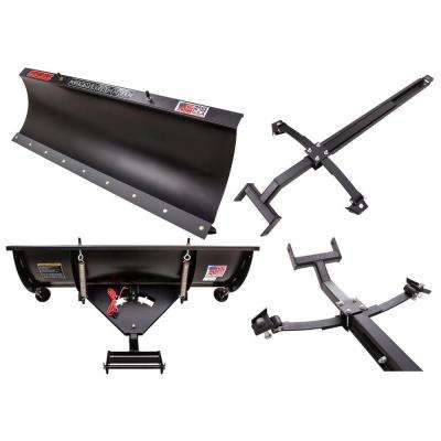 50 in. ATV Commercial Pro Plow Combo