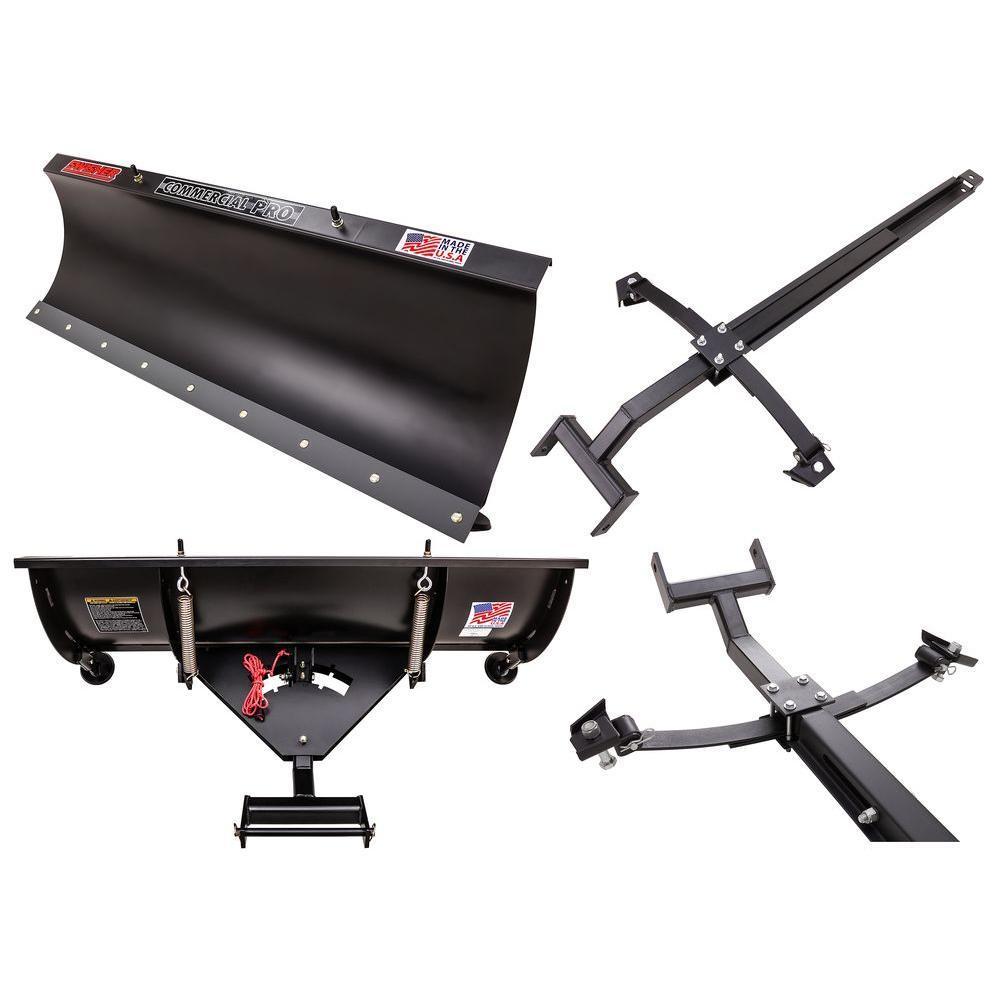 Swisher 50 in. ATV Commercial Pro Plow Combo