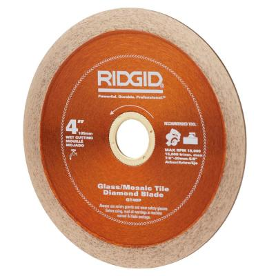 4 in. Glass Tile Blade