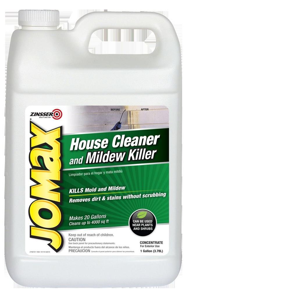 Zinsser 1-gal. Jomax House Cleaner and Mildew Killer-60101 - The ...