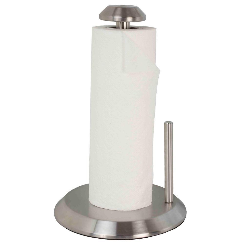 8.50 in. x 8.5 in. Paper Towel Holder