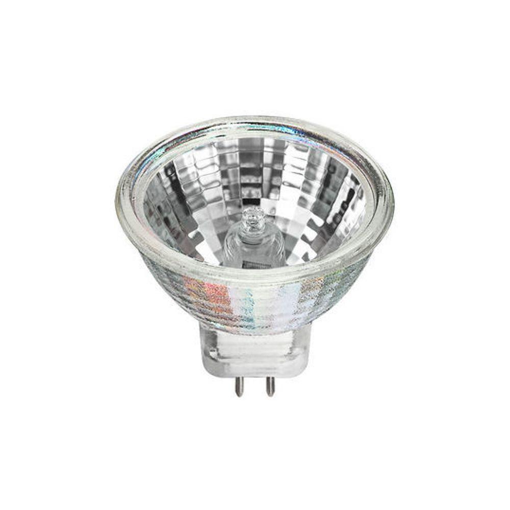 35-Watt 12-Volt Halogen MR11 Coated Medium Flood light Bulb
